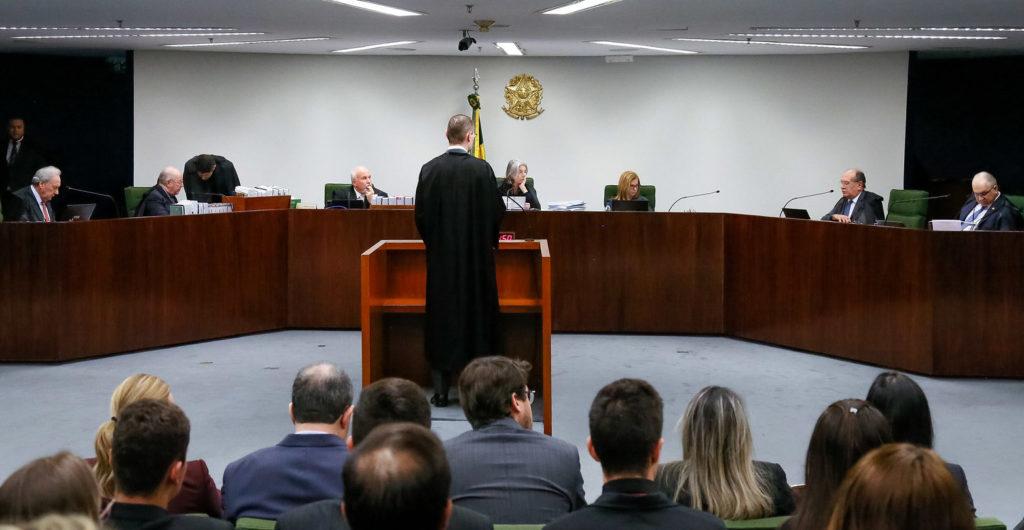 STF nega liberdade a Lula. Foto: Roberto Stuckert Filho