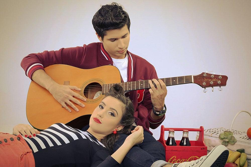 Moda Pin Up faz a cabeça dos casais no dia dos namorados. Foto: Ali Al Hajjar / Grupo YBrasil