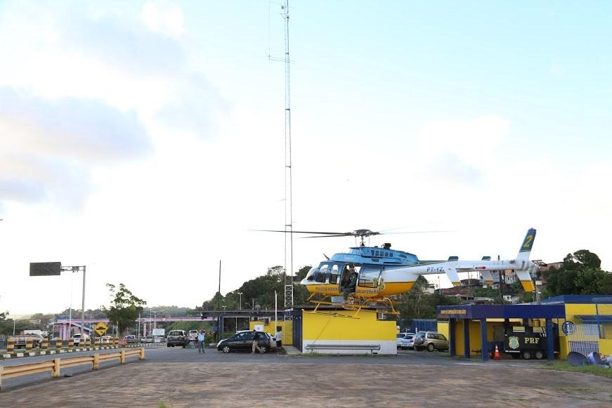 PRF encerra Operação Festejos Juninos 2019 na Bahia e apresenta balanço. Foto: Divulgação/PRF-BA