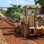 Prefeitura de Barreiras segue transformando a infraestrutura do bairro Morada da Lua de Cima. Foto: Divulgação