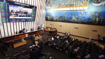 Assembleia Legislativa do Estado da Bahia (ALBA). Foto: Sandra Travassos/ALBA