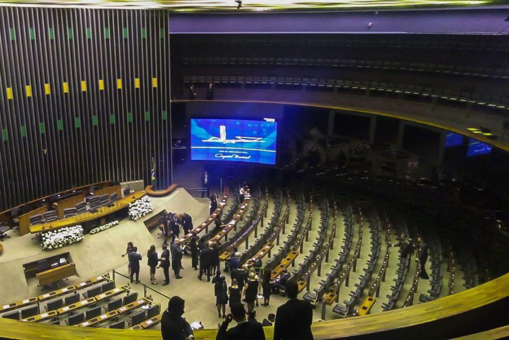 Oposição anuncia obstrução total na Câmara do Deputados. Foto: José Cruz/Agência Brasil