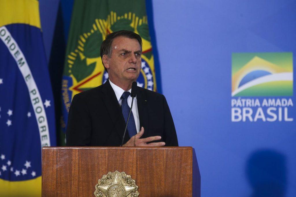 Bolsonaro revoga decreto de armas e publica novas regras. Foto: Antonio Cruz/ Agência Brasil
