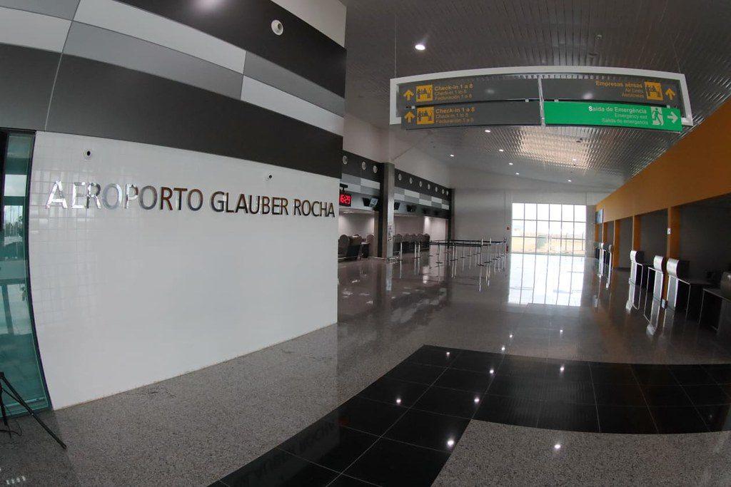 Aeroporto de Conquista gera demanda de empresários para investimentos na região. Foto: Manu Dias/GOVBA