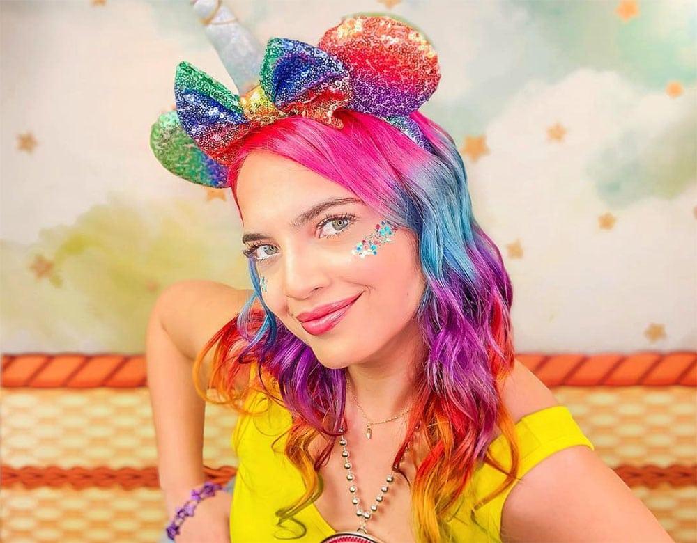 Anna Layza vai explorar universos mágicos em sua estreia em nova rede social. Foto: MF Press Global