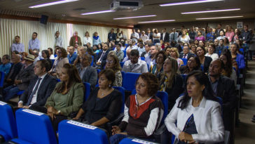 Cerimônia de aniversário da Codevasf. Foto: Cássio Moreira / Codevasf
