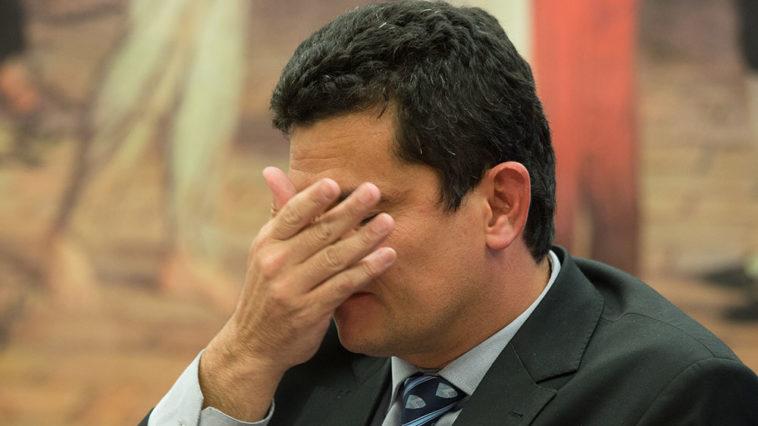 """Veja: """"Revelações enfraqueceram a imagem de correção absoluta do atual ministro de Jair Bolsonaro e podem até anular sentenças"""". Foto: Lula Marques/Agência PT"""