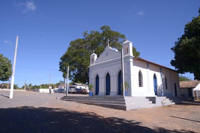 Santuário Diocesano do Senhor dos Aflitos. Foto: Dircom/PMB – 04.07.2019