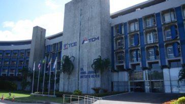 Sede TCM Bahia. Foto: Divulgação