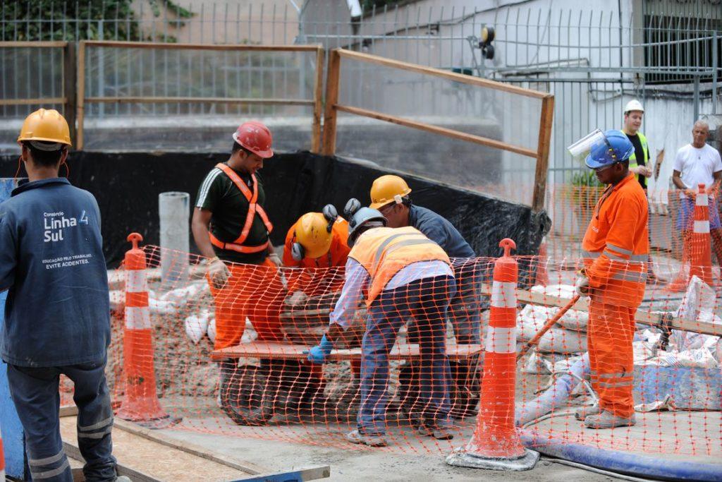 Custo da construção cresce 0,68% em julho, diz IBGE. Foto: Agência Brasil/Tomaz Silva