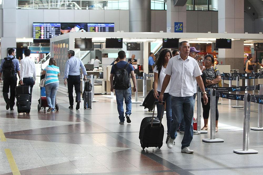 Bahia ganha novos voos da Latam e rota Salvador-Santos Dumont. Foto: Carol Garcia/GOVBA