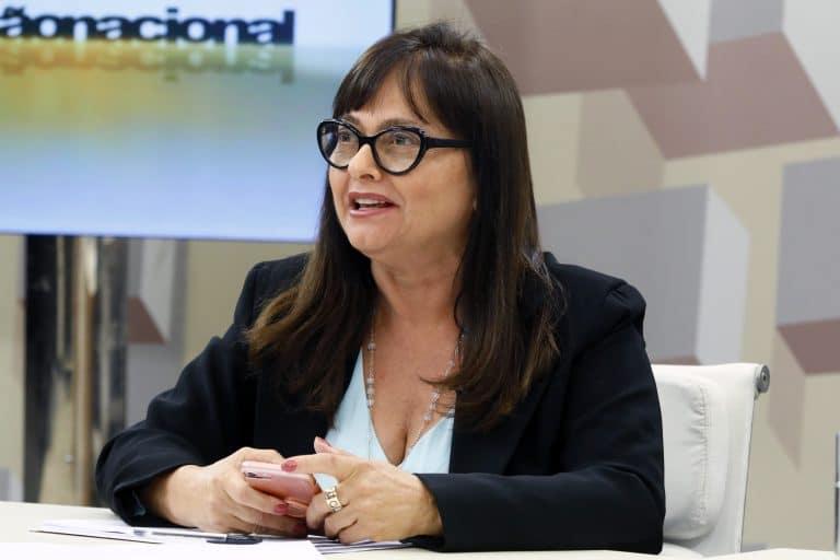 Para Alice Portugal , a resistência à vacinação é uma preocupação para toda a sociedade. Foto: Luis Macedo/Câmara dos Deputados