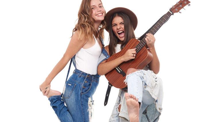 Bruna e Marcella. Foto: Divulgação
