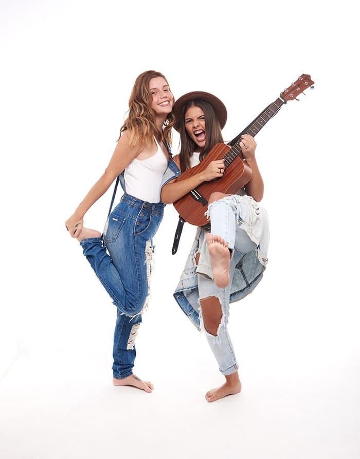 """Bruna e Marcella lançam primeiro EP, """"Nosso Relógio"""". Foto: Divulgação"""