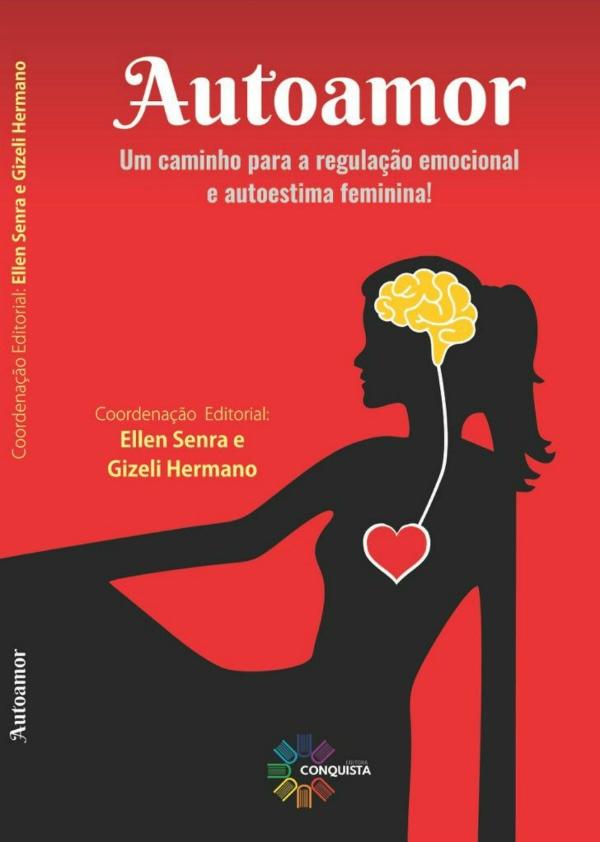 Livro fala da importância do amor próprio. Foto: Divulgação