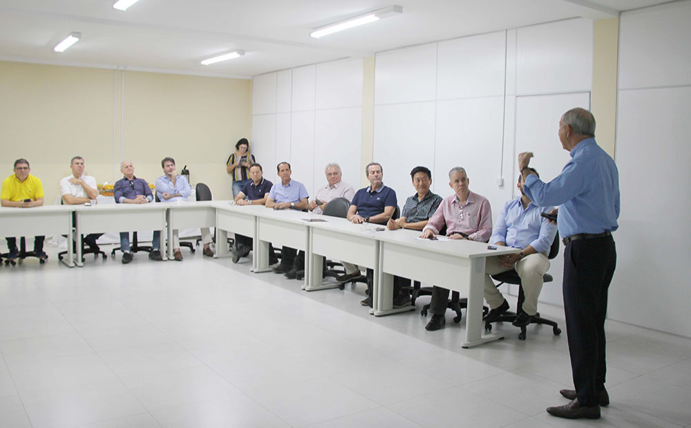 Empresários de Petrolina criam grupo de apoio ao programa Escola em Tempo Integral. Foto: Divulgação