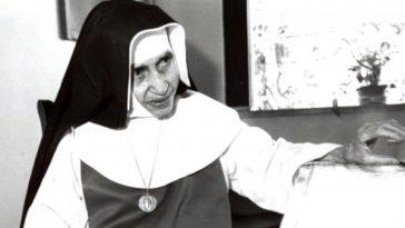 Irmã Dulce. Foto: Divulgação