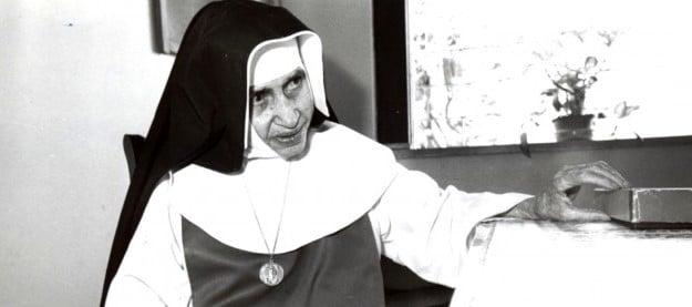Ingressos para a celebração no Brasil pela Canonização de Irmã Dulce serão distribuídos a partir de 1° de outubro. Foto: Divulgação