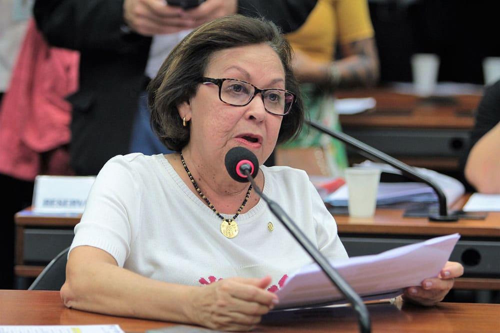 Dep. federal Lídice da Mata. Foto: Sérgio Francês