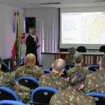Oficiais da Escola de Comando e Estado-Maior do Exército conhecem potencialidades e desafios da Bahia. Foto: Ascom/Seplan