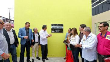 Rui entrega obras de abastecimento de água e urbanização em Barra do Rocha. Foto: Paula Fróes/GOVBA