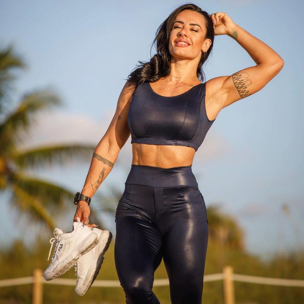 6 dicas da diva fitness Sue Lasmar para aproveitar o inverno e ficar em forma no verão. Foto: MF Press Global