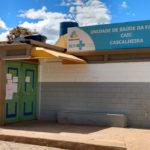Unidade de Saúde da Família CAIC - Barreiras. Foto: Arquivo/Folha Geral