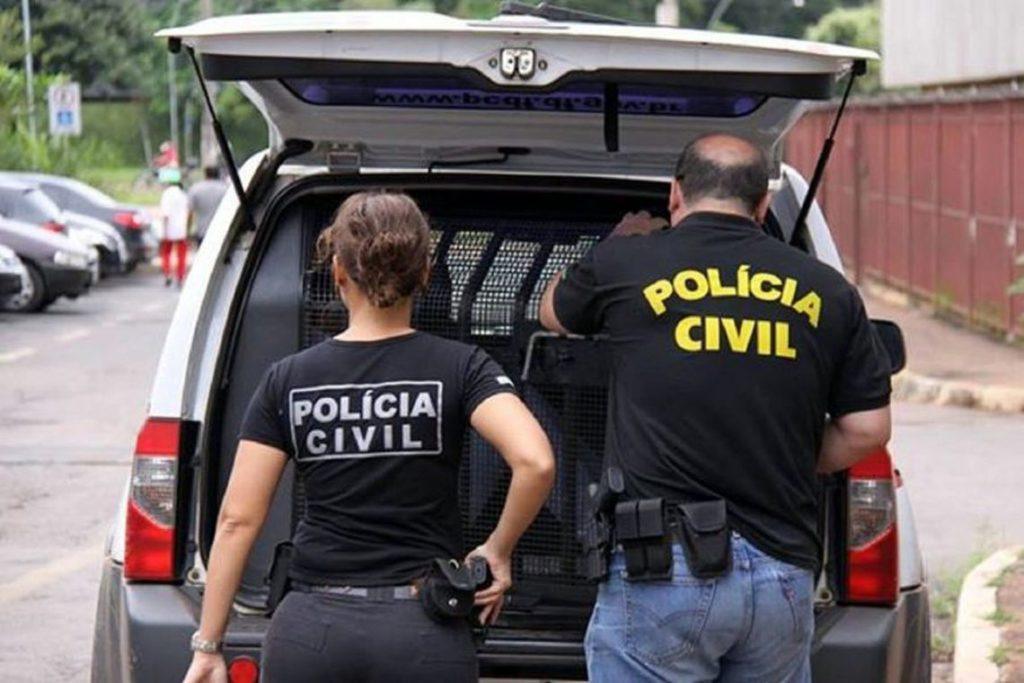 Polícia cumpre mandados de prisão contra tráfico de drogas no Rio. Foto: Sinpol/DF