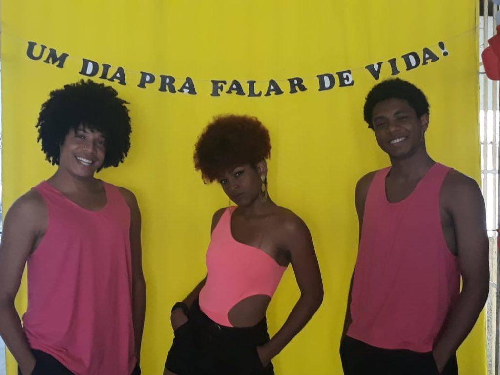 Georgina Amarelo Colégio Estadual Georgina de Melo. Foto: Divulgação