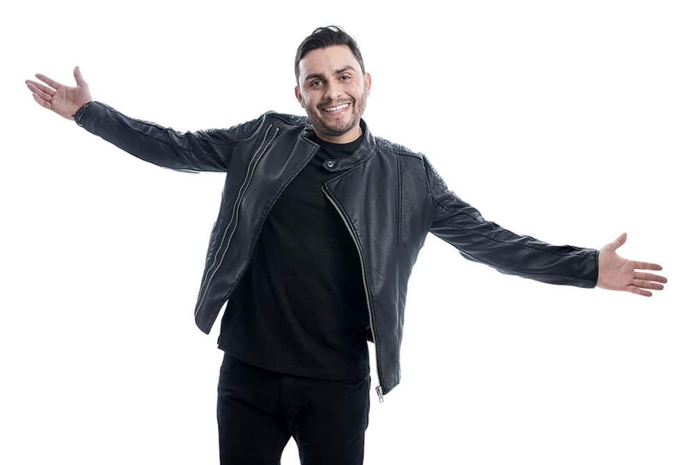 Mano Walter é indicado pela primeira vez ao Grammy Latino 2019. Foto: Divulgação
