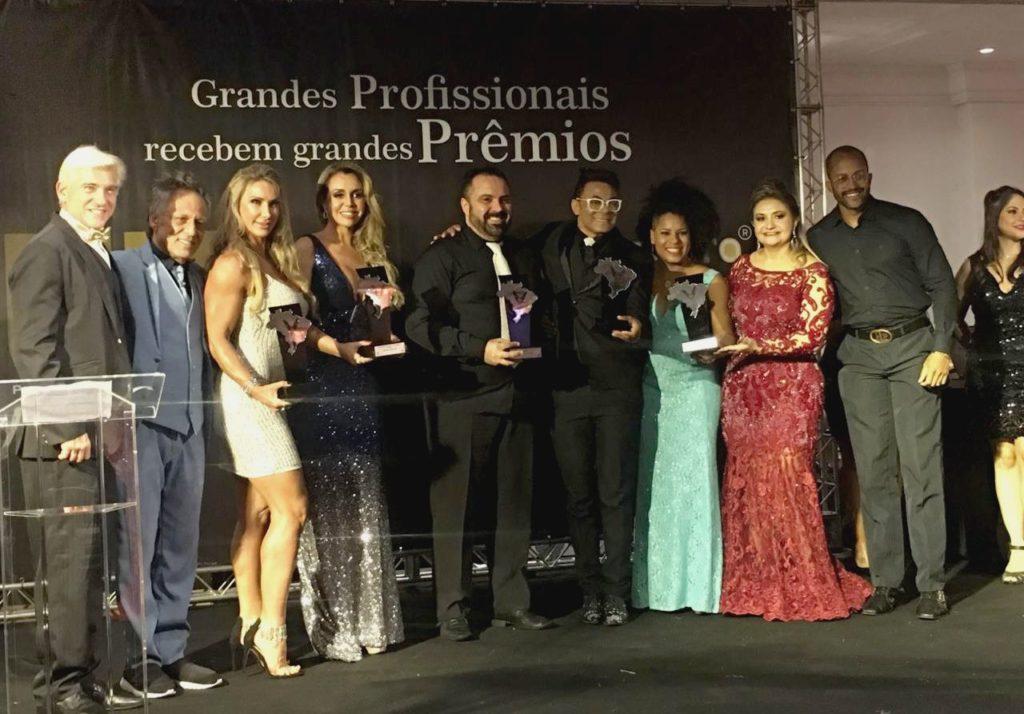 Personalidades da Mídia que foram Premiados. Foto: Renato Cipriano - Divulgação