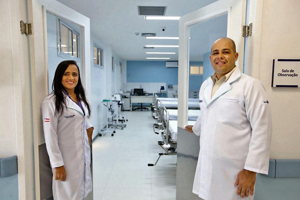 Policlínicas já atendem mais da metade dos municípios baianos. Foto: Mateus Pereira/GOVBA
