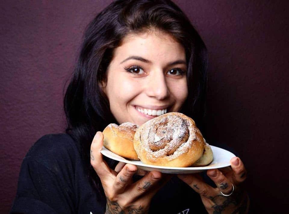 Rango Vegan recebe chef Kamili Picoli para curso de confeitaria vegana. Foto: Divulgação