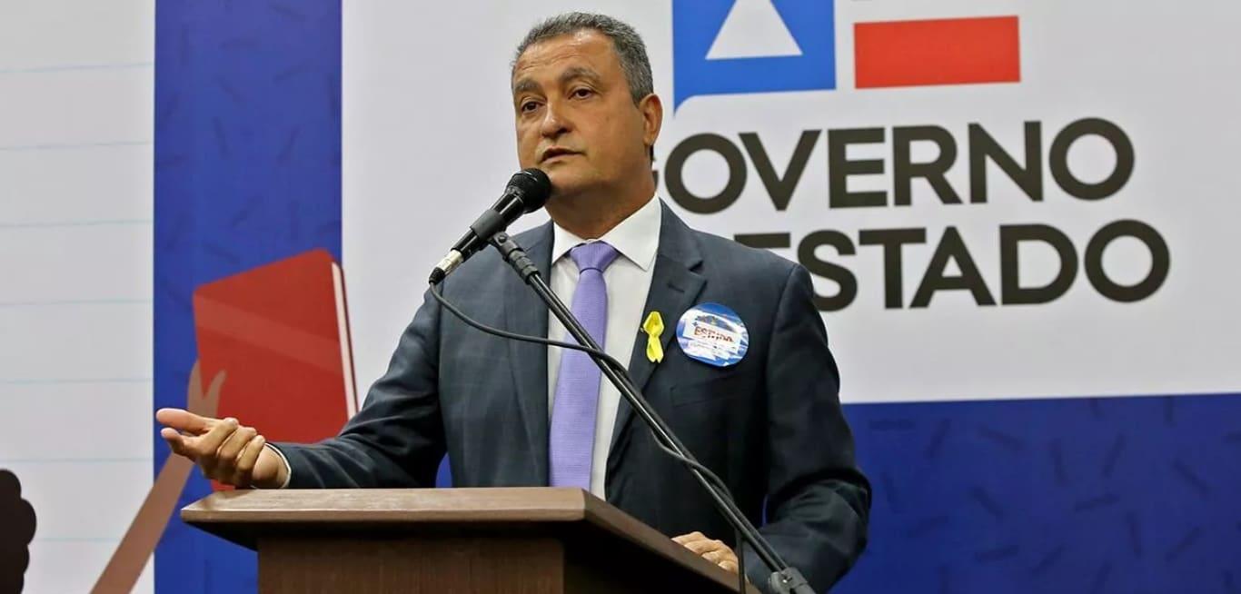 Governador Rui Costa. Foto: Camila Souza/GOVBA