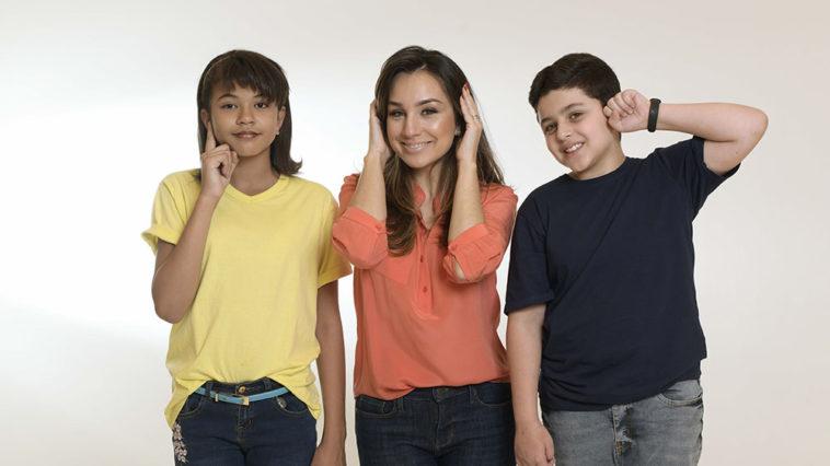 Yasmin, Millena e Walker. Foto: Flavio Santana