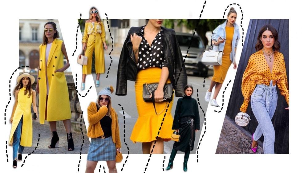 As cores que estão bombando no Street Style. Foto: MF Press Global