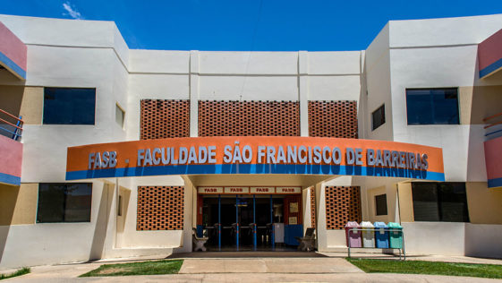 Fachada FASB 2017. Foto: Divulgação