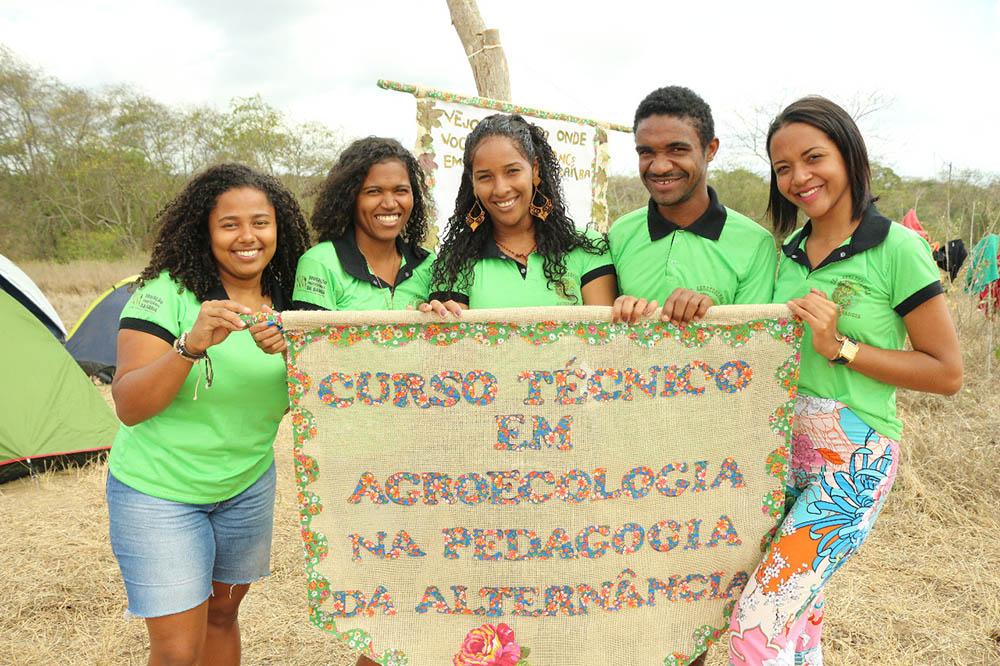 6º Jornada de Agroecologia da Bahia. Foto: Geraldo Carvalho