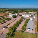 Vista aérea da Unifasb. Foto: Divulgação