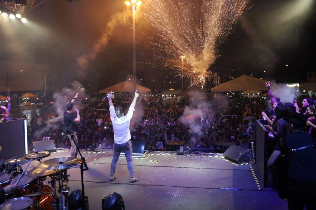 Goiânia festeja seus 86 anos com festa na região Noroeste. Foto: Divulgação