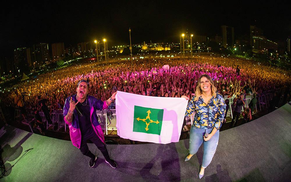 Marília Mendonça lança vídeo e parceria inusitada com Gaab. Foto: Flaney