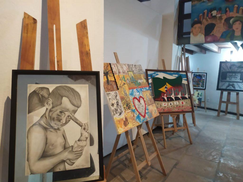 Projeto Ave no Local Fundação Hansen Bahia. Foto: Charles Carmo