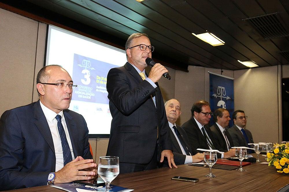 Bahia reduz judicialização da regulação em 75%. Foto: Divulgação