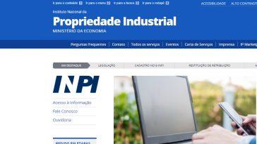 Foto: Reprodução/INPI