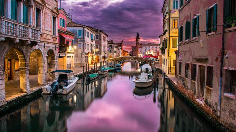 Veneza, Itália. Foto: Pixabay