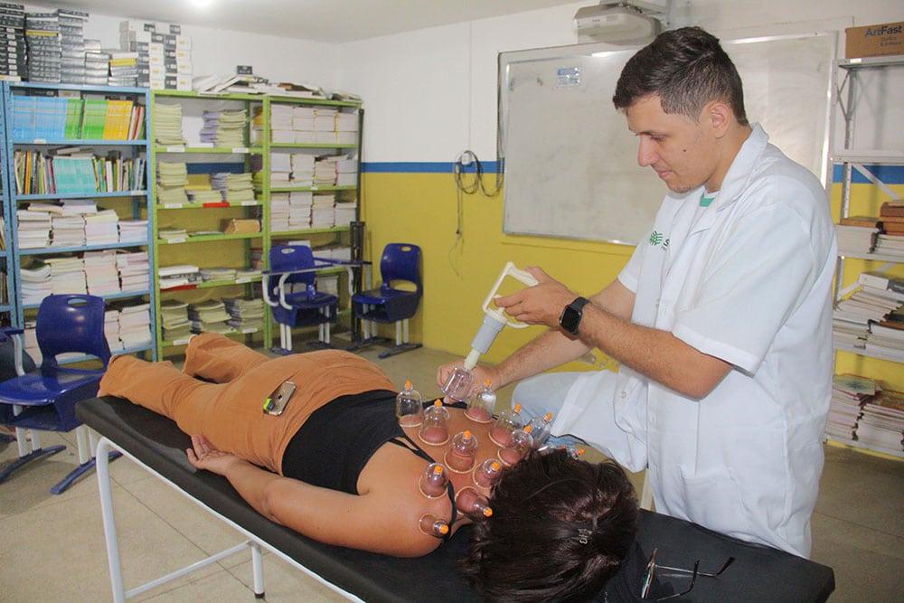 Ação de saúde do Senar- PE beneficia comunidade rural de Petrolina. Foto: Divulgação
