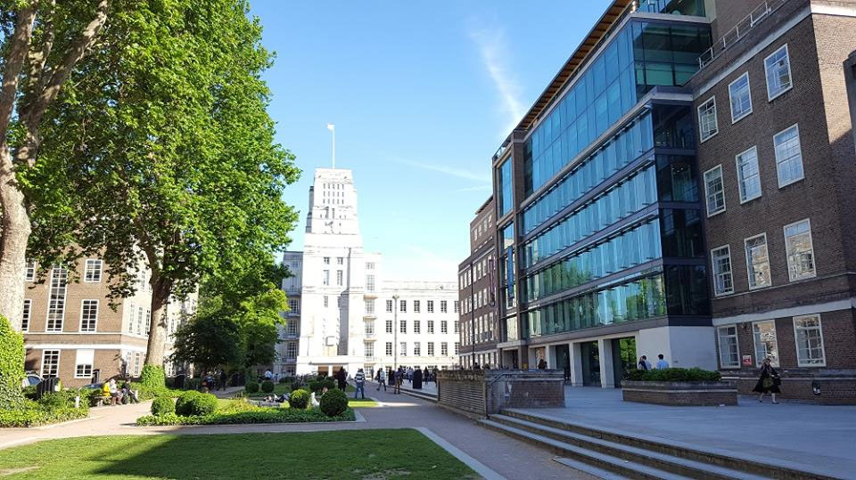Birkbeck, University of London. Foto: Divulgação