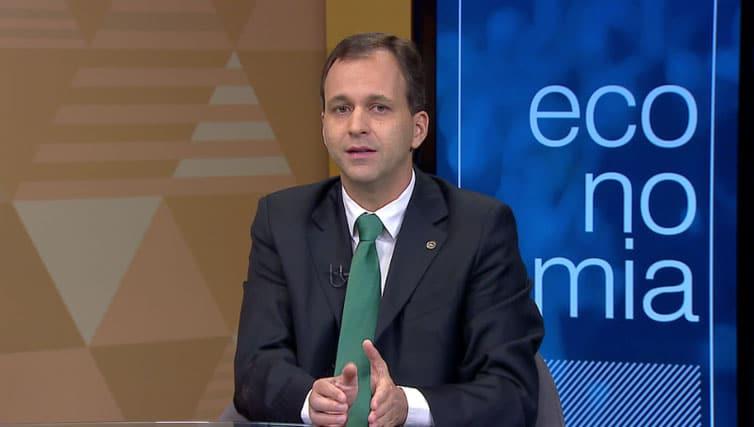 Cristiano Heckert, secretário de gestão do Ministério da Economia. Foto: TV Brasil/Divulgação