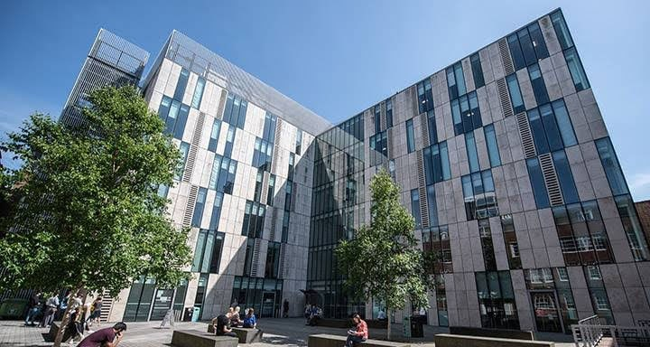 Kingston University London. Foto: Divulgação
