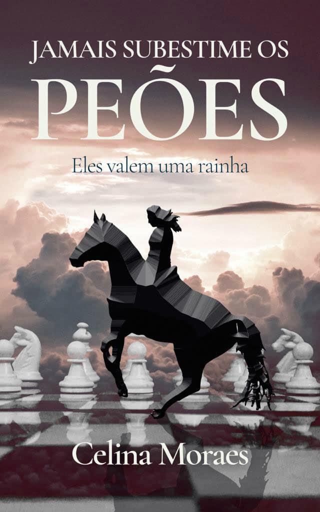 Livro Jamais subestime os peões - Eles valem uma rainha. Foto: Divulgação